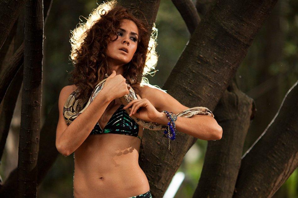 Mónica Castaño es la nueva top model colombiana