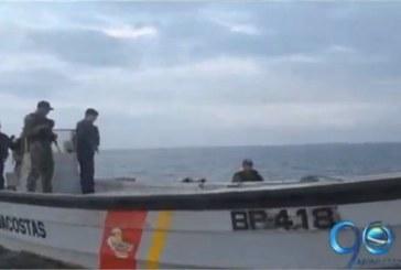 Armada desarticula banda de piratas en Tumaco