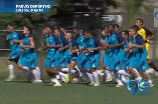 Ante Pasto, Deportivo Cali buscará ser el líder solitario de la liga