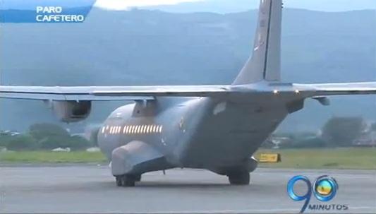 Gobierno implementaría puente aéreo entre Cali y Popayán