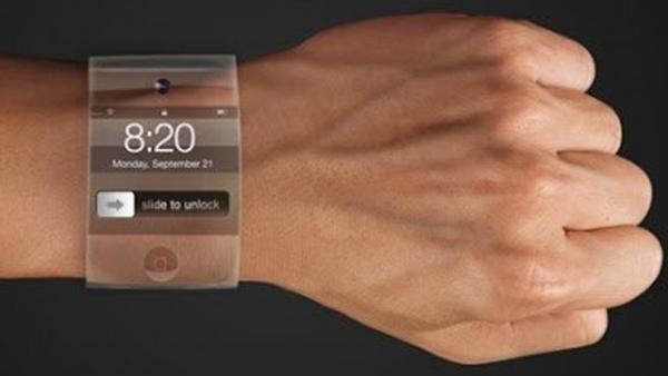 Apple ahora le apuesta al iWatch, un reloj inteligente