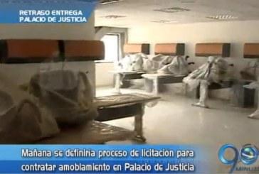 Palacio de Justicia estaría listo en junio de este año