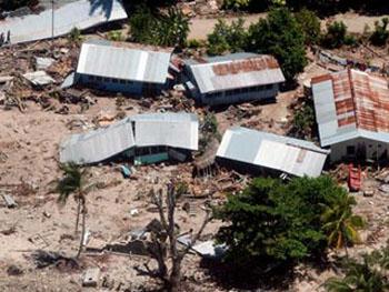Registran sismo de 8 grados Richter en Islas Salomón, sin alerta de tsunami