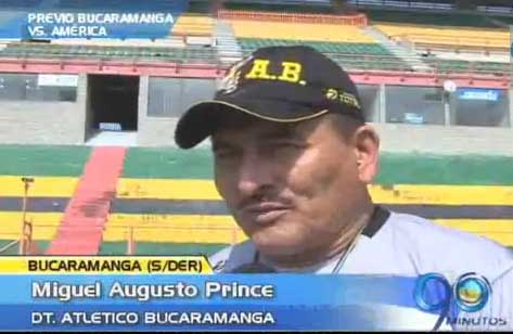 El partido Bucaramanga Vs. América será a puerta cerrada