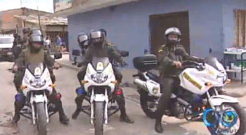 Llegaron a Cali los 700 hombres del Grupo Élite de Seguridad