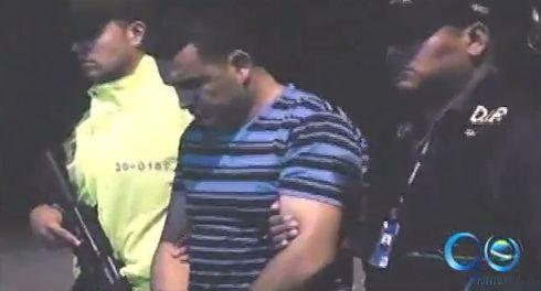 Capturado alias ' Caballo' enlace entre Rastrojos y Los Zetas de México