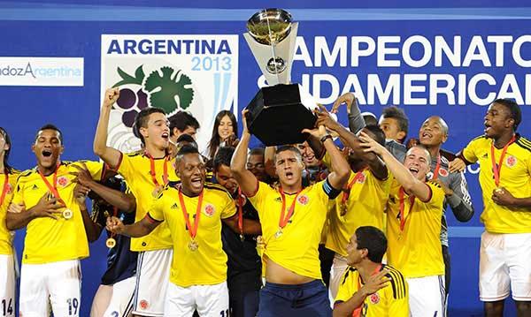Selección Colombia Sub-20 afrontará cuadrangular internacional en Chile
