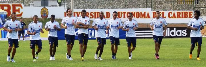 Colombia ya está completa en Barranquilla…¡Se viene Bolivia!