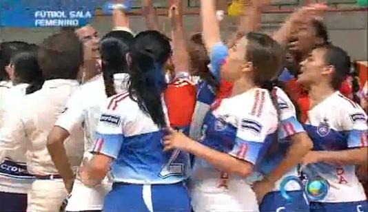 Campeonas nacionales de fútbol de salón femenino no tienen patrocinio