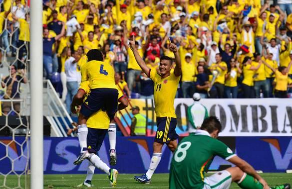 Esta tarde, Selección Colombia emprende rumbo a Venezuela