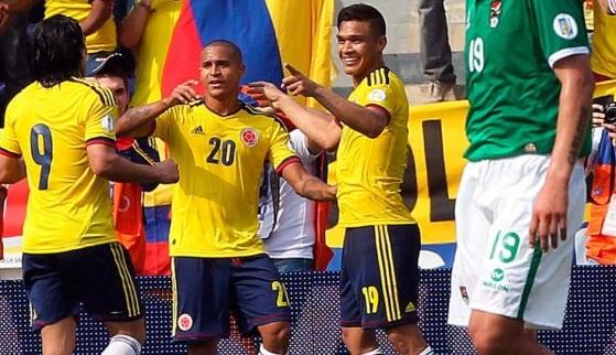 Eliminatorias a Brasil: Minuto a minuto Colombia Vs. Bolivia