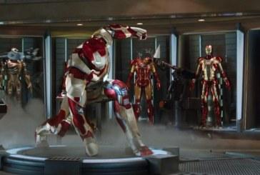 """""""Iron Man 3"""" estrena nuevo tráiler y aumenta expectativa"""