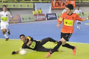 Lyon y Deportivo Cali debutan este domingo en la copa de futsal