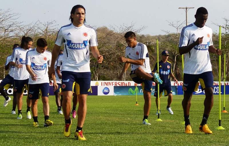 Selección Colombia piensa en el triunfo pero no se confía de Bolivia