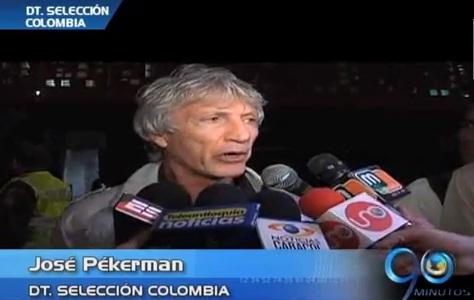 Pékerman prepara convocatoria para partidos contra Bolivia y Venezuela