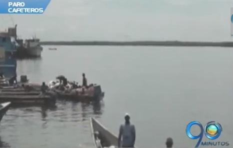 Pescadores de Tumaco también se vieron perjudicados por el paro