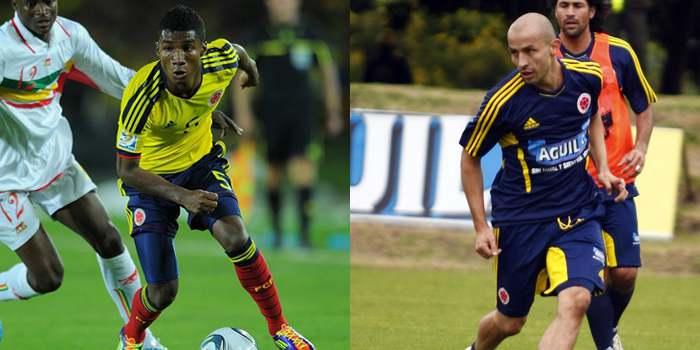Por lesión, dos jugadores no se concentrarán con la Selección Colombia