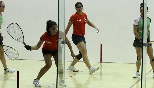 Arranca en Cali el Panamericano de Racquetball
