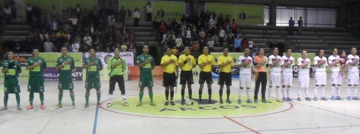 Deportivo Cali volvió a estrellarse con la derrota en la liga de futsal