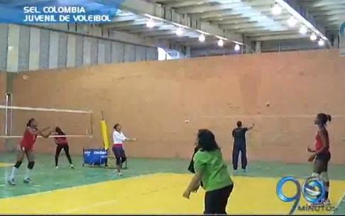 Selección Colombia de voleibol se preparará en Cuba de cara al mundial