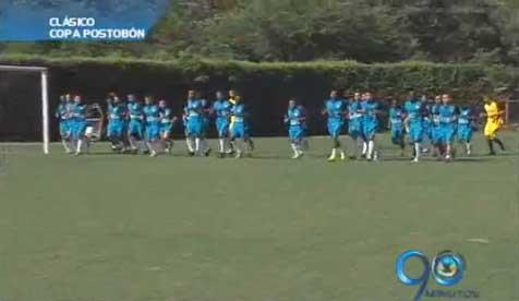 Deportivo Cali utilizará nómina alterna para el clásico de Copa