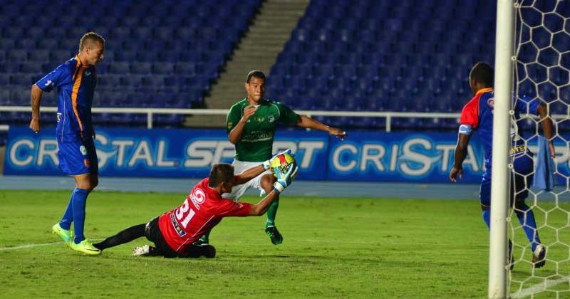 La titular del Cali empató con U. Popayán y Dépor F.C. venció al Pasto