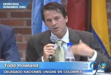 En Colombia sigue la impunidad en casos de falsos positivos, según delegado de la ONU