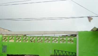 Más de 100 personas damnificadas tras vendaval en Jamundí