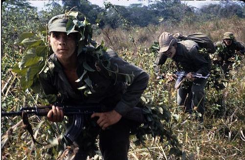 Emboscada del ELN contra el Ejército en Cumbal, Nariño