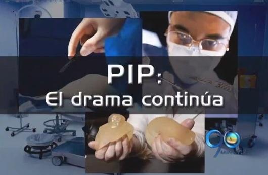 Sigue drama de mujeres afectadas por implantes PIP, parte 2