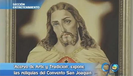 Obras y reliquias se expondrán en el marco a la Semana Santa