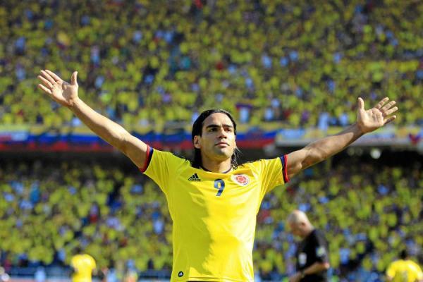 Falcao, Jackson, James y Abel, llamados para juegos ante Bolivia y Venezuela