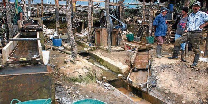 Procuraduría ordena cancelar títulos mineros en Los Farallones