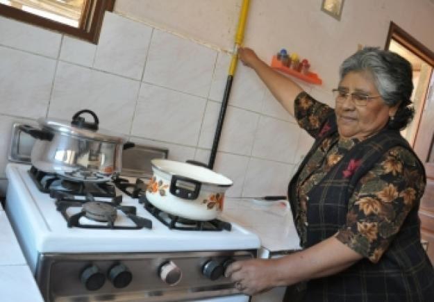Se normaliza el servicio de gas natural en Buenaventura
