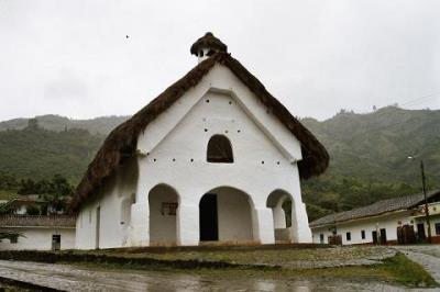 Así era la iglesia incendiada en el Cauca, era patrimonio histórico de la humanidad
