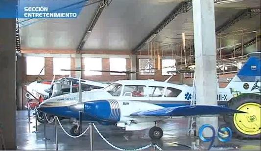 El museo de transporte es renovado a Museo Aéreo Fénix