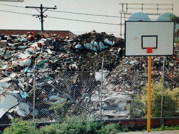 Dagma define plan para remover escombros en Petecuy I
