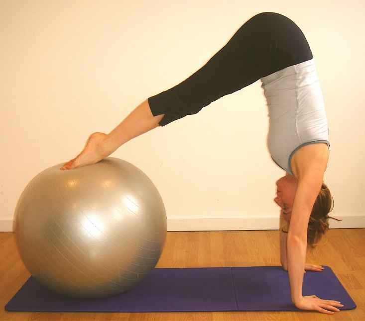 Los pilates, una técnica que ejercita el cuerpo y la mente