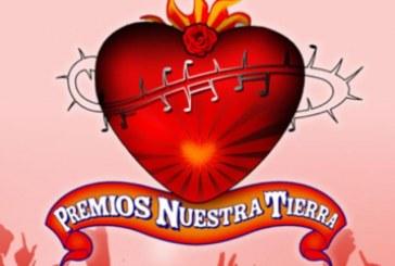 Artistas de la región triunfaron en Premios Nuestra Tierra
