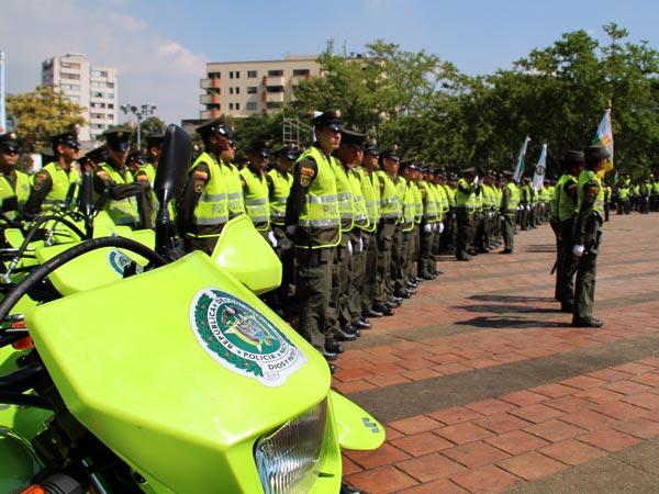 Hoy presentan el nuevo Cuerpo Élite de Seguridad de la Policía