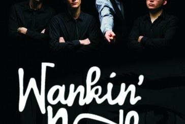 La banda de rock francesa, Wankin' Noodles en Cali
