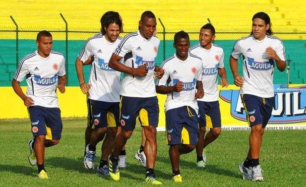 Definidos los 26 jugadores de Colombia para jornada de eliminatorias