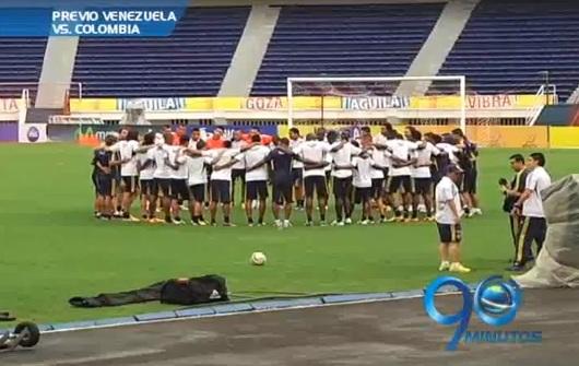 El triunfo deja a Colombia cerca del mundial de Brasil