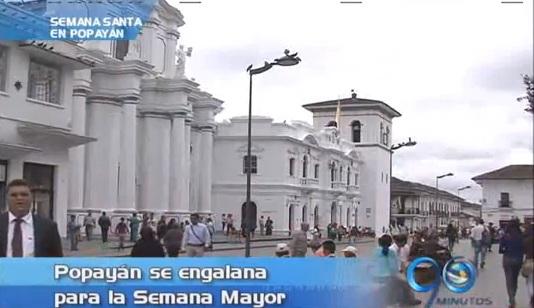 La devoción católica en Semana Santa tiene su capital: Popayán