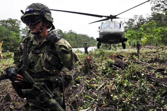 Un rayo acabó con la vida de tres militares en La Vega