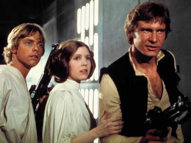 Elenco original de Star Wars podría regresar para la séptima parte