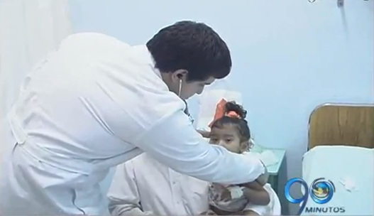 Ruta de atención a los menores con tuberculosis
