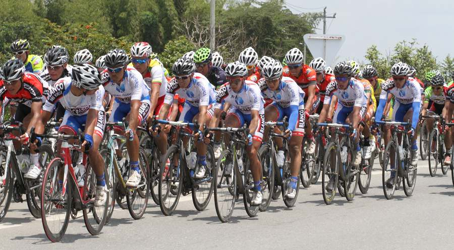 Un paisa arrancó como líder en la segunda etapa de la Vuelta al Valle