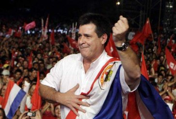 Horacio Cartés es el nuevo presidente de Paraguay