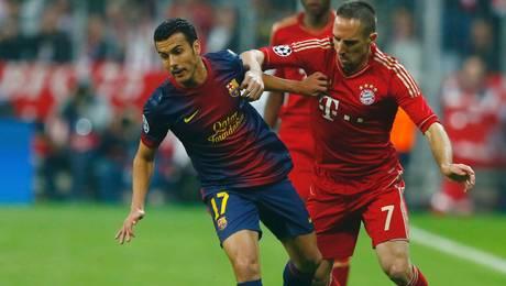 Bayern Munich vs. Barcelona, primera semifinal de la Champions